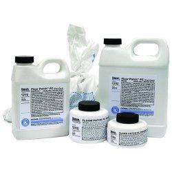 Devcon - 13110 - Floor Patch, Epoxy, Gray, 3-Part, 10-lb. Kit