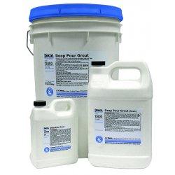 Devcon - 13800 - Deep Pour Grout, 50 lb., Pail, Gray
