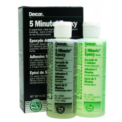 Devcon - 14200 - 15oz Tube 5-minute Epoxyliquid