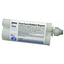 Devcon - 15049 - 400 Ml Fast-cure Rubberrepair Putty