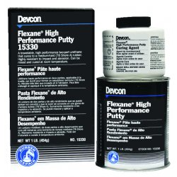 Devcon - 15330 - 1lb Flexane Urethane Compound Putty