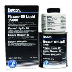 Devcon - 15800 - 1-lb Flexane 80 Liquidmedium-hard