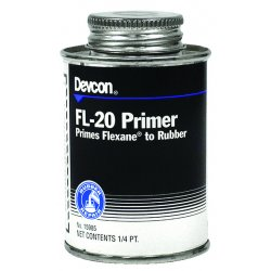 Devcon - 15985 - 4-oz. Can FL-20 Primer, Orange