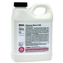 Devcon - 19510 - 1pt. Cleaner Blend 300, Ea