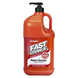 Permatex - 25219 - Fast Orange Hand Cleanerpumice 1 Gallon Bottle