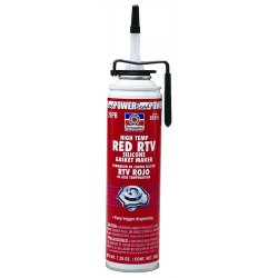Permatex - 81409 - #26 High-temp Rtv Silicone Gasket Maker 11 Oz