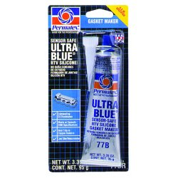 Permatex - 81724 - #77 Ultra Blue Multi-purpose Gasket Maker 3.35o