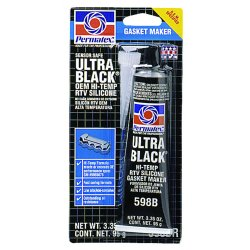 Permatex - 82180 - Ultra Black Max Oil Resistant Gasket Maker 3.35