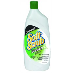 Dial - 01602 - Soft Scrub W/bleach 24oz
