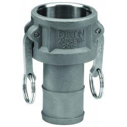 Dixon Valve - 100-C-AL - Coupler, Ea
