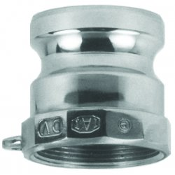 Dixon Valve - 150-A-SS - Adaptor, Ea