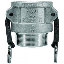Dixon Valve - 200-B-BR - Coupler, Ea