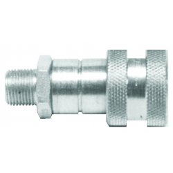 Dixon Valve - 31-300 - 3000 Series Hydraulic Quick Connect Fittings (Pack of 5)