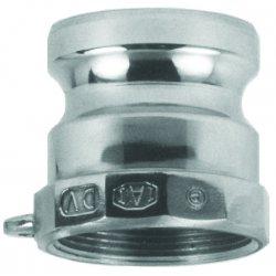 Dixon Valve - 400-A-BR - Adaptor, Ea