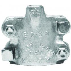 Dixon Valve - 418 - Boss Pearlitic Clamp, Ea