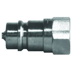 Dixon Valve - 57-200 - 5600 Series Hydraulic Quick Connect Fittings (Pack of 5)
