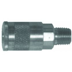 Dixon Valve - DC1 - 1/4x1/4 M Npt Automotive, Ea