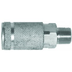 Dixon Valve - DC35 - 3/8 Npt Male Quick Connect Coupler, Ea