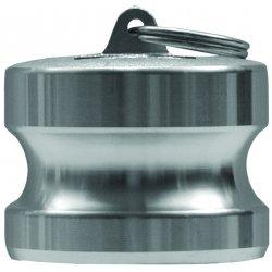"Dixon Valve - G250-DP-BR - 2 1/2"" Brass Global Dustplug"