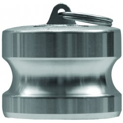 "Dixon Valve - G400-DP-SS - 4"" Stainless Global Dustplug"