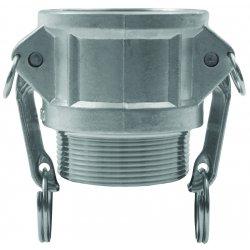 "Dixon Valve - G75-B-AL - 3/4"" Alum Global Femalecoupler X"