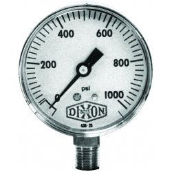 Dixon Valve - GL130 - 2 Steel Lower Mt Dry Gauge, Ea
