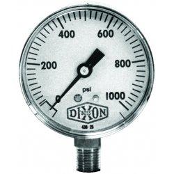 """Dixon Valve - GL320 - 2 1/2"""" Steel Lm Dry Gaug, Ea"""