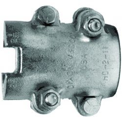 Dixon Valve - HD2-16 - Hyd Clmp To Fit 2 3/4-2, Ea