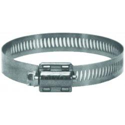 Dixon Valve - HS128 - Wormgear Clamps, Ea