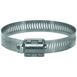 Dixon Valve - HSS128 - All Stainless Wormgear C, Ea