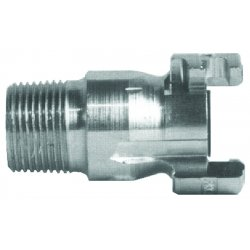 Dixon Valve - PM12 - Dual Lock Quick Acting Couplings (Each)