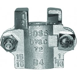 "Dixon Valve - RB4 - 1/2 "" #316 Ss Boss Clamp, Ea"