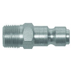 Dixon Valve - STFC2 - Straight Thru Quick Connect Fittings (Pack of 12)
