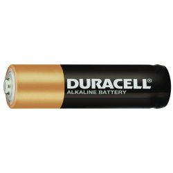 Duracell - MN1500BKD - CopperTop Alkaline Batteries with Duralock Power Preserve Technology, AA, 144/CT
