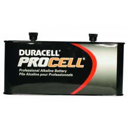 Duracell - PC903 - Lantern Battery, Alkaline, 7.5V, Screw Term