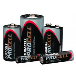Duracell - PC9100 - Duracell Procell Batteries (Case of 24)