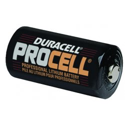 Duracell - PL123AM - Duracell Procell Batteries (Each)