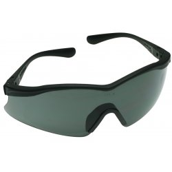 AO Safety - 15177-00000-20 - X-sport Glasses Black Temples Gray Lens