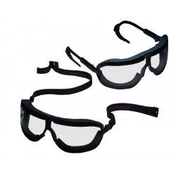AO Safety - 16400-00000-10 - Fectoggle W/foam And Elastic Headband Clr Medium