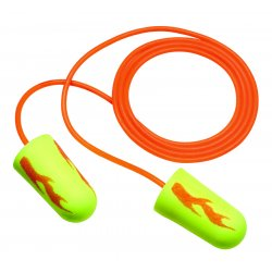 Ear - 311-1252 - E-a-rsoft Yellow Neon Blast Ear Plug