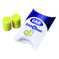 Ear - 312-1201 - Poly Bag Ear Plugs