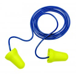 Ear - 312-1222 - Ez-fit Ear Plugs W/cord