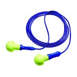 Ear - 318-1001 - Push Ins Corded Ear Plugs
