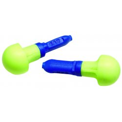 Ear - 318-1002 - Push Ins Uncorder Ear Plugs Nrr 28db