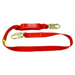 SafeWaze - 3520 - Saturn Safe Stop 6' Shock Absorbing Lanyard