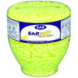 Ear - 391-1004 - E-a-rsoft Yellow Neon Blast Regular Refill