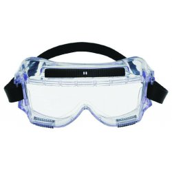 AO Safety - 40305-00000-10 - 454af Centurion Goggle Splash-clear Anti-fog