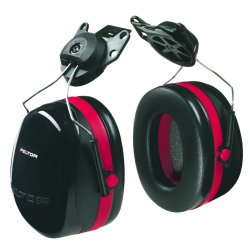 Peltor / 3M - H10P3E - Peltor Dual Cup Helmet Attachment Hearing Pro