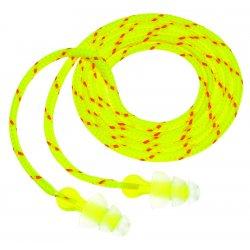 Peltor / 3M - P3001 - Tri-flange Cloth Cordedear Plugs Nrr26