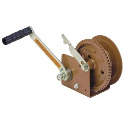 Dutton-Lainson - DLB1205A - 14990 1200-lb Brake Winch Bronze W/freewheel, Ea